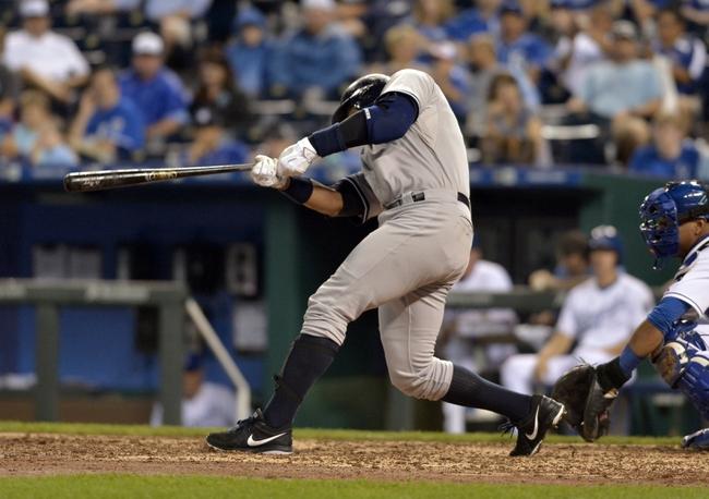 Kansas City Royals vs. New York Yankees - 5/17/15 MLB Pick, Odds, and Prediction