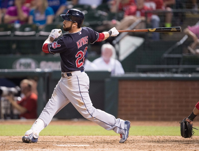 Cleveland Indians vs. Texas Rangers - 5/25/15 MLB Pick, Odds, and Prediction