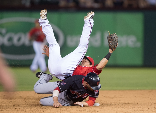 Rangers at Indians - 5/25/15 MLB Pick, Odds, and Prediction