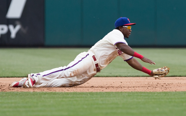 Diamondbacks vs. Phillies - 8/10/15 MLB Pick, Odds, and Prediction