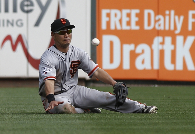 San Francisco Giants vs. Cincinnati Reds - 9/14/15 MLB Pick, Odds, and Prediction