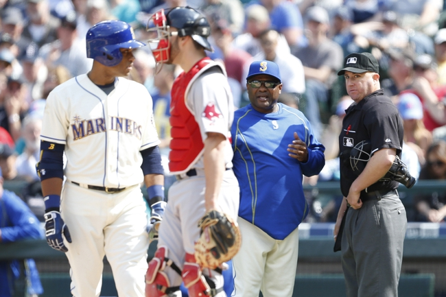 Red Sox vs. Mariners - 8/14/15 MLB Pick, Odds, and Prediction