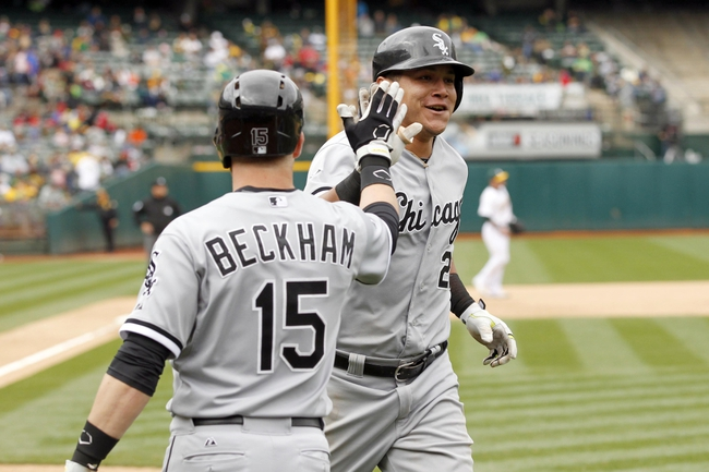 White Sox vs. Athletics - 9/15/15 MLB Pick, Odds, and Prediction