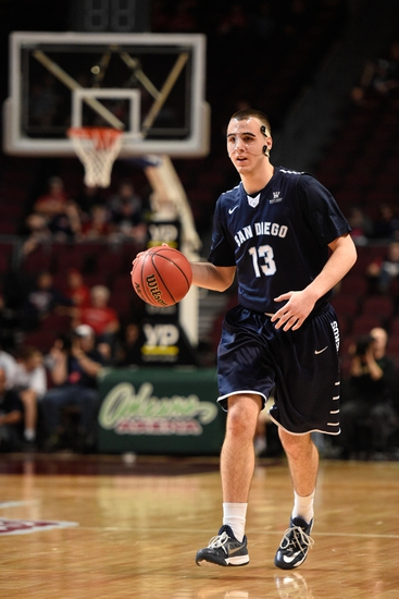 San Diego Toreros vs. Santa Clara Broncos - 1/9/16 College Basketball Pick, Odds, and Prediction