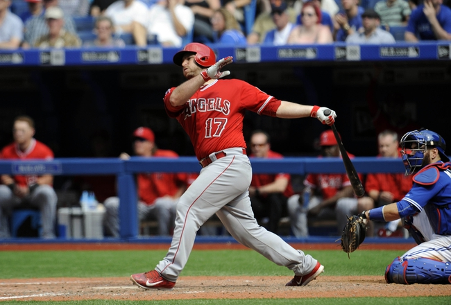Blue Jays vs. Angels - 5/19/15 MLB Pick, Odds, and Prediction