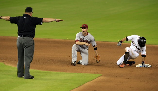 Miami Marlins vs. Arizona Diamondbacks - 5/20/15 MLB Pick, Odds, and Prediction