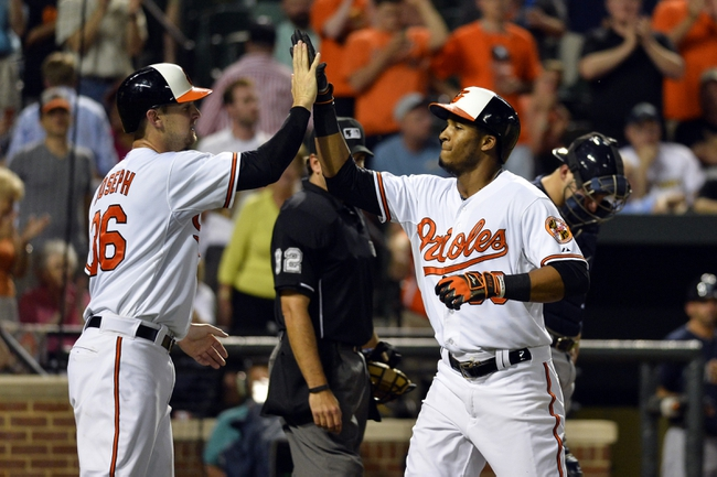 Baltimore Orioles vs. Seattle Mariners - 5/20/15 MLB Pick, Odds, and Prediction