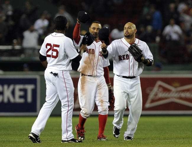 Red Sox vs. Rangers - 5/20/15 MLB Pick, Odds, and Prediction