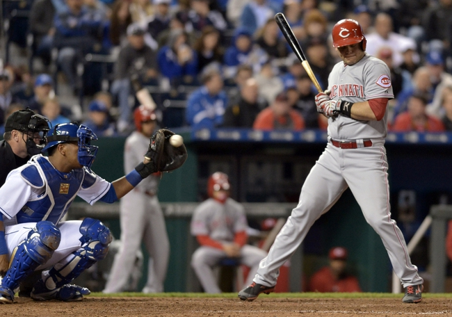 Kansas City Royals vs. Cincinnati Reds - 5/20/15 MLB Pick, Odds, and Prediction