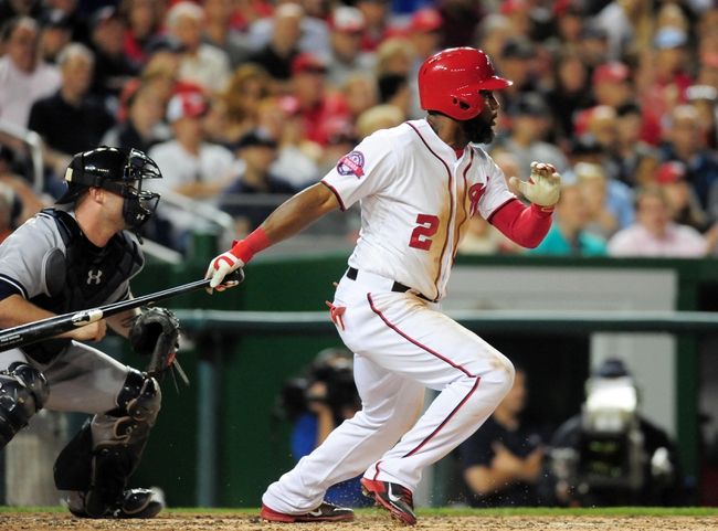 Nationals at Yankees - 6/9/15 MLB Pick, Odds, and Prediction