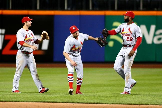Mets vs. Cardinals - 5/21/15 MLB Pick, Odds, and Prediction