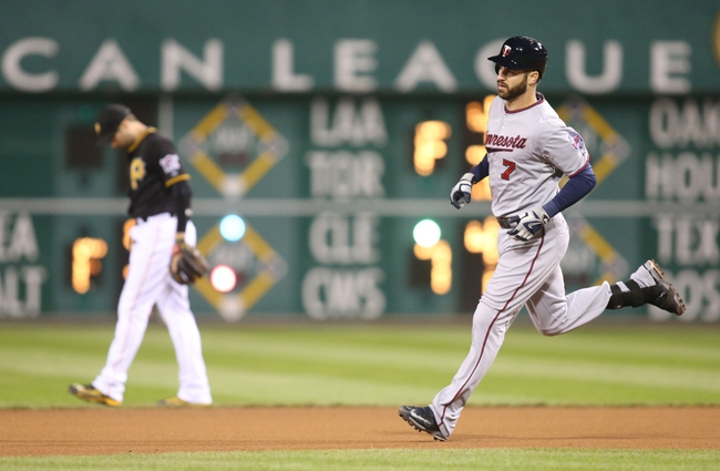 Minnesota Twins vs. Pittsburgh Pirates - 7/28/15 MLB Pick, Odds, and Prediction