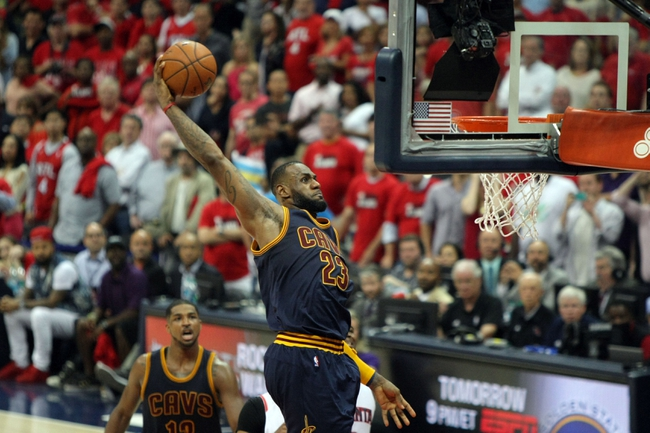 Atlanta Hawks vs. Cleveland Cavaliers - 5/22/15 NBA Pick, Odds, and Prediction