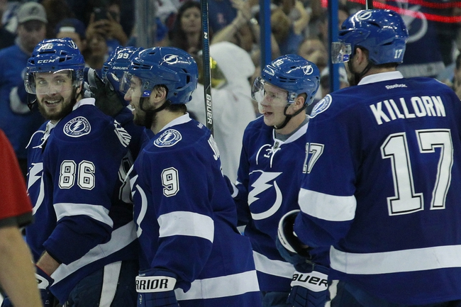 New York Rangers at Tampa Bay Lightning- 5/22/15 NHL Pick, Odds, and Prediction