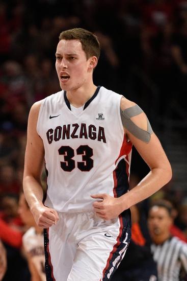 Gonzaga Bulldogs vs. Pepperdine Waves - 12/21/15 College Basketball Pick, Odds, and Prediction