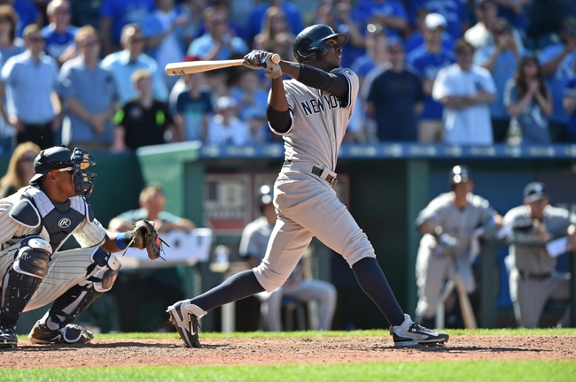New York Yankees vs. Kansas City Royals - 5/25/15 MLB Pick, Odds, and Prediction