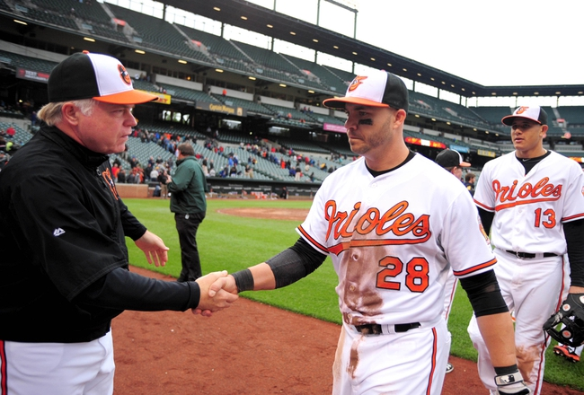 Mariners vs. Orioles - 8/10/15 MLB Pick, Odds, and Prediction