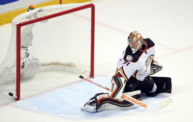 Chicago Blackhawks vs. Anaheim Ducks - 5/23/15 NHL Pick, Odds, and Prediction