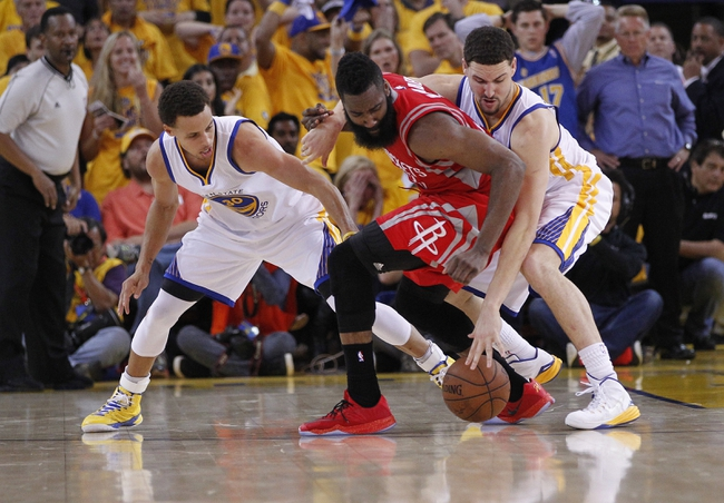 Houston Rockets vs. Golden State Warriors - 5/23/15 NBA Pick, Odds, and Prediction