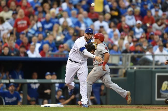 Kansas City Royals vs. St. Louis Cardinals - 5/23/15 MLB Pick, Odds, and Prediction