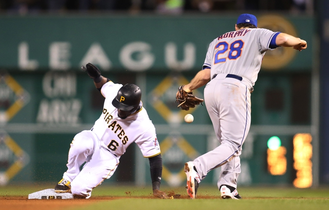 Pittsburgh Pirates vs. New York Mets - 5/23/15 MLB Pick, Odds, and Prediction