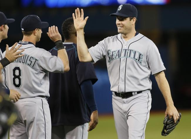Blue Jays vs. Mariners - 5/23/15 MLB Pick, Odds, and Prediction