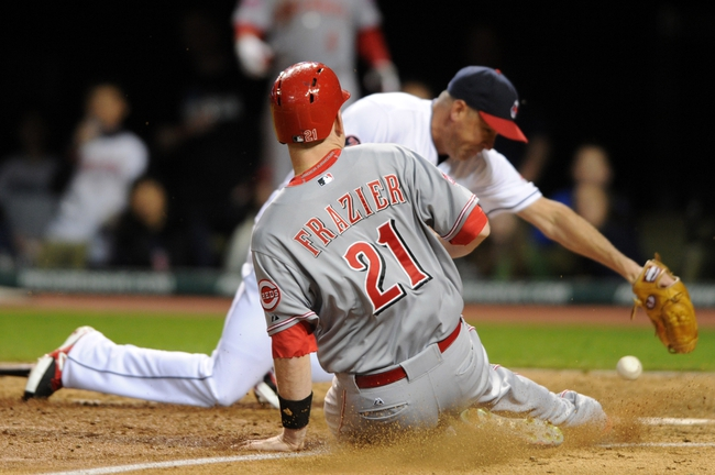Cleveland Indians vs. Cincinnati Reds - 5/24/15 MLB Pick, Odds, and Prediction