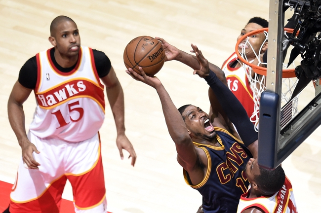 Hawks at Cavaliers - 5/24/15 NBA Pick, Odds, and Prediction