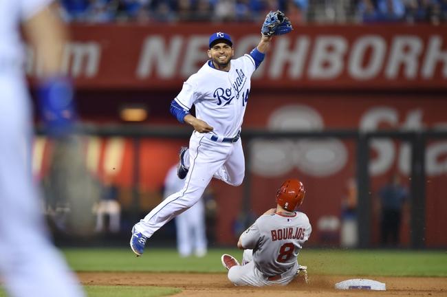 Kansas City Royals vs. St. Louis Cardinals - 5/24/15 MLB Pick, Odds, and Prediction