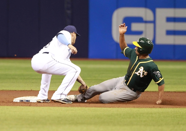 Tampa Bay Rays vs. Oakland Athletics - 5/24/15 MLB Pick, Odds, and Prediction