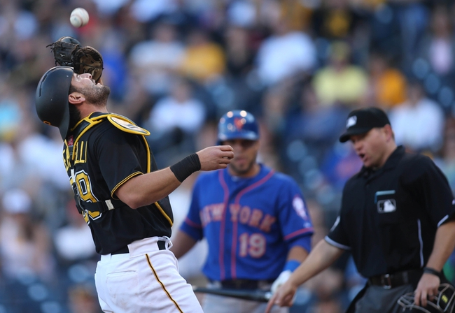 Pittsburgh Pirates vs. New York Mets - 5/24/15 MLB Pick, Odds, and Prediction
