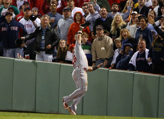 Boston Red Sox vs. Los Angeles Angels - 5/24/15 MLB Pick, Odds, and Prediction