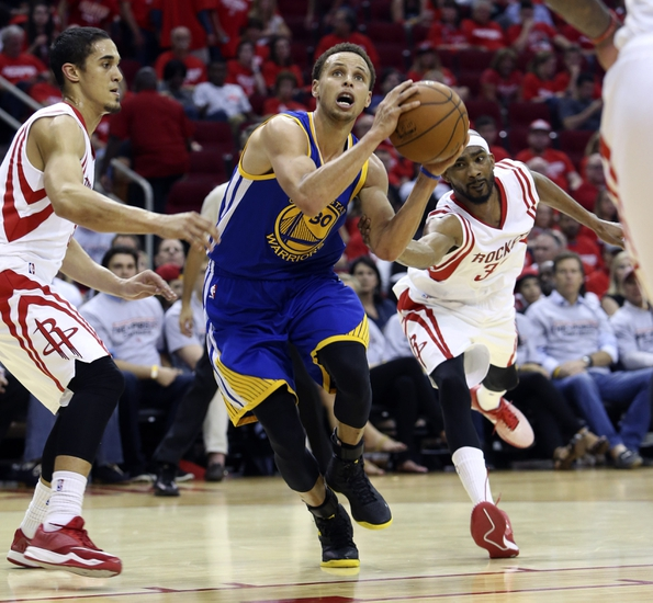 Houston Rockets vs. Golden State Warriors - 5/25/15 NBA Pick, Odds, and Prediction