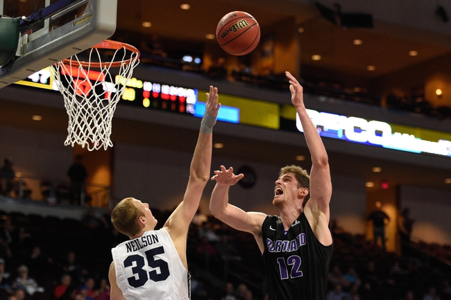 BYU vs. Portland - 2/25/16 College Basketball Pick, Odds, and Prediction