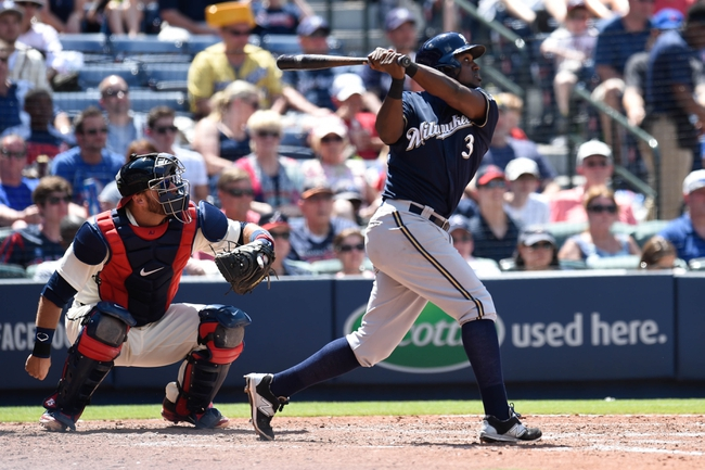 Brewers vs. Braves - 7/6/15 MLB Pick, Odds, and Prediction
