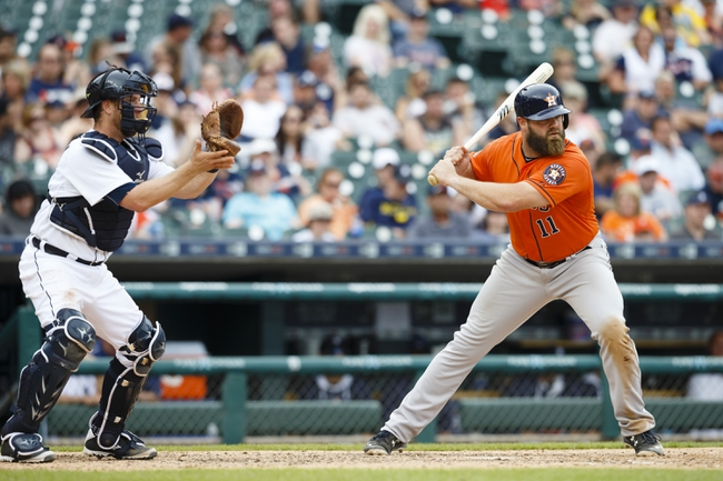 Tigers at Astros - 8/14/15 MLB Pick, Odds, and Prediction