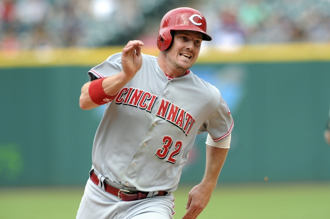 Reds vs. Indians - 7/18/15 MLB Pick, Odds, and Prediction