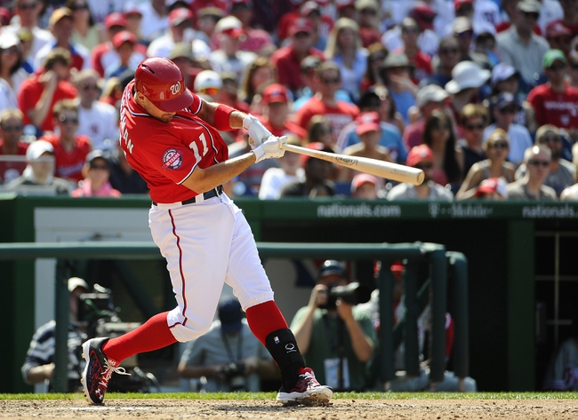 Philadelphia Phillies vs. Washington Nationals - 6/26/15 MLB Pick, Odds, and Prediction