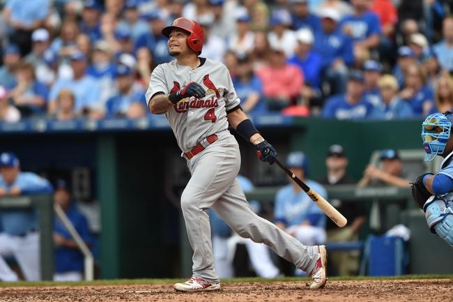 St. Louis Cardinals vs. Kansas City Royals - 6/13/15 MLB Pick, Odds, and Prediction