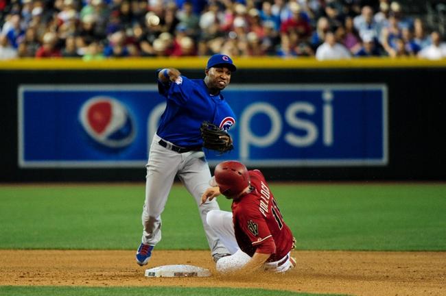 Cubs vs. Diamondbacks - 9/4/15 MLB Pick, Odds, and Prediction