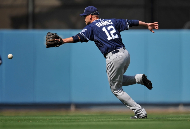 San Diego Padres vs. Los Angeles Dodgers - 6/12/15 MLB Pick, Odds, and Prediction