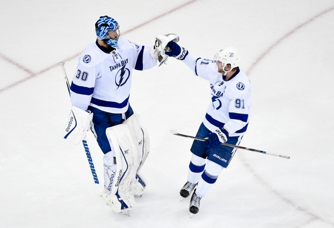 Tampa Bay Lightning vs. New York Rangers - 5/26/15 NHL Pick, Odds, and Prediction