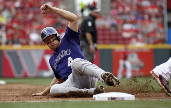 Reds vs. Rockies - 5/26/15 MLB Pick, Odds, and Prediction