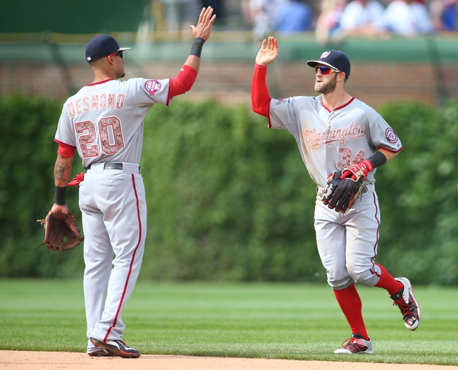 Chicago Cubs vs. Washington Nationals - 5/26/15 MLB Pick, Odds, and Prediction