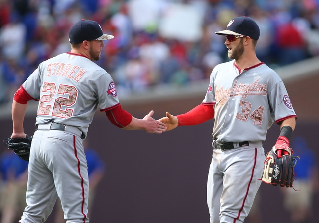 Nationals vs. Blue Jays - 6/1/15 MLB Pick, Odds, and Prediction
