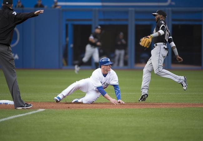 Toronto Blue Jays vs. Chicago White Sox - 5/26/15 MLB Pick, Odds, and Prediction