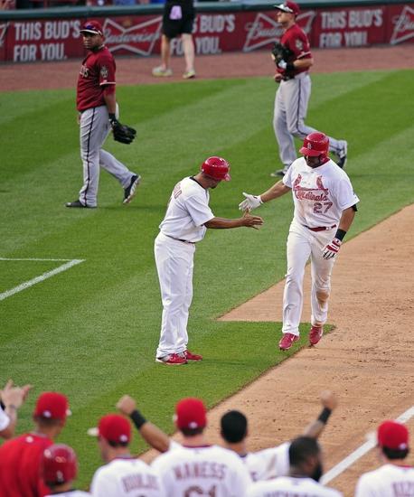 St. Louis Cardinals vs. Arizona Diamondbacks - 5/26/15 MLB Pick, Odds, and Prediction