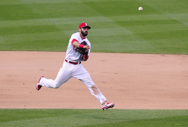 St. Louis Cardinals vs. Arizona Diamondbacks - 5/27/15 MLB Pick, Odds, and Prediction