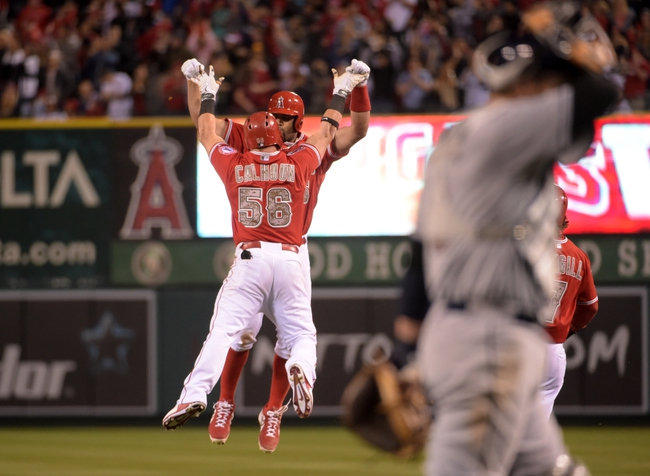 Los Angeles Angels vs. San Diego Padres - 5/26/15 MLB Pick, Odds, and Prediction