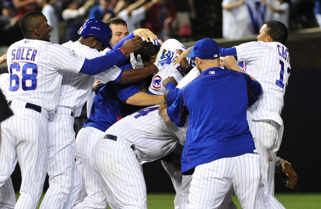 Cubs vs. Nationals - 5/27/15 MLB Pick, Odds, and Prediction